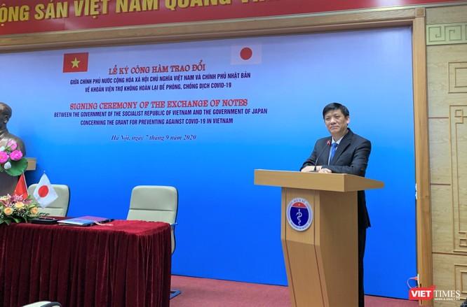 Q. Bộ trưởng Bộ Y tế Nguyễn Thanh Long