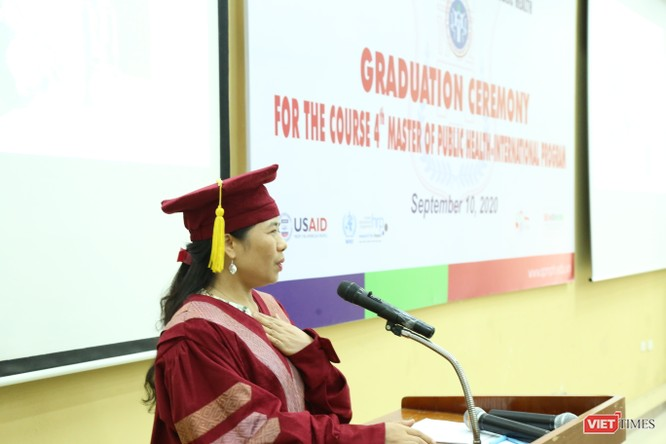 GS.TS. Lê Thị Hương – Viện trưởng Viên ĐT YHDP & YTCC, Chủ tịch SEAOHUN