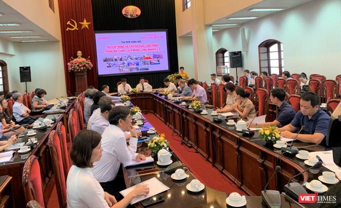 Hội thảo cho thấy tiềm năng của các nhà khoa học Việt Nam là rất lớn