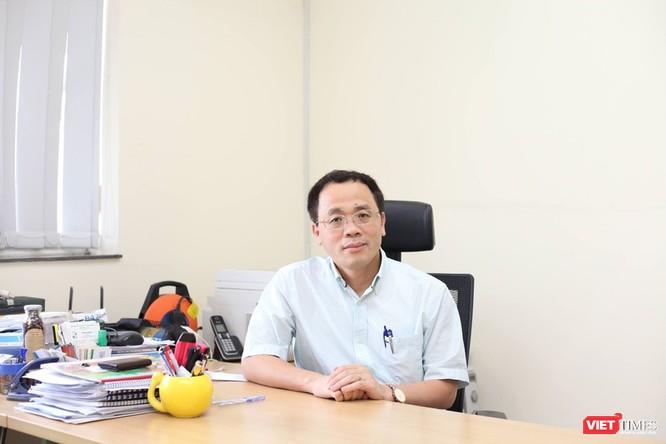 GS.TS. Tạ Thành Văn - Hiệu trưởng Trường Đại học Y Hà Nội