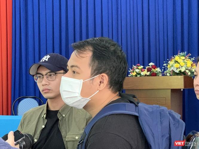 Lê Trung Hiếu – Trưởng Nhóm giáo dục đồng đẳng Bình Minh ở TP. Vũng Tàu chia sẻ lo âu về tỉ lệ bé trai mắc HIV đang gia tăng