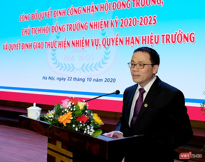 GS.TS. Tạ Thành Văn trở thành Chủ tịch Hội đồng trường đầu tiên của Trường Đại học Y Hà Nội ảnh 3