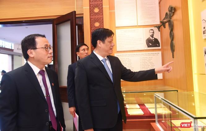 GS.TS. Tạ Thành Văn trở thành Chủ tịch Hội đồng trường đầu tiên của Trường Đại học Y Hà Nội ảnh 5