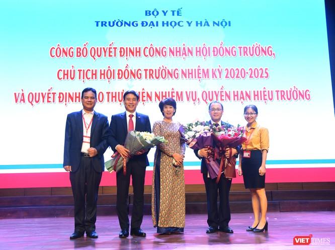 GS.TS. Tạ Thành Văn trở thành Chủ tịch Hội đồng trường đầu tiên của Trường Đại học Y Hà Nội ảnh 10