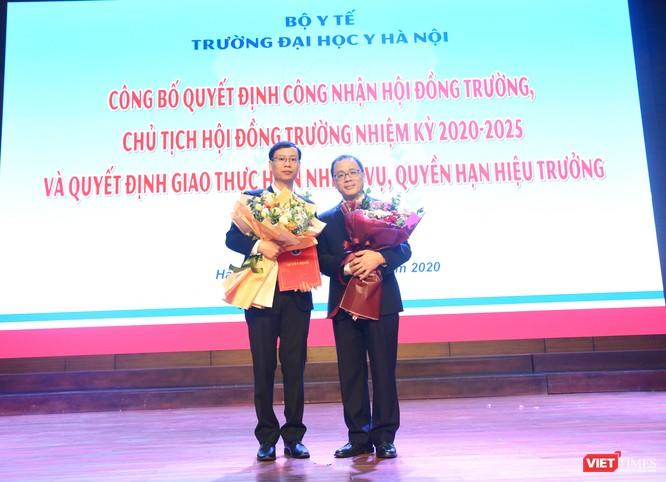 GS.TS. Tạ Thành Văn trở thành Chủ tịch Hội đồng trường đầu tiên của Trường Đại học Y Hà Nội ảnh 9
