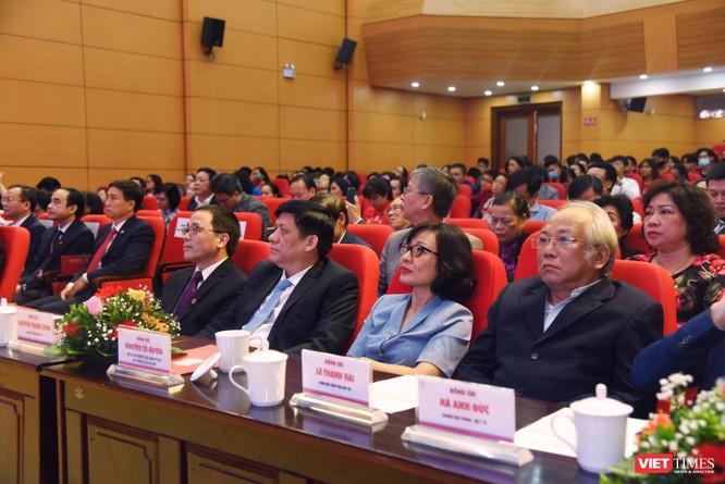 GS.TS. Tạ Thành Văn trở thành Chủ tịch Hội đồng trường đầu tiên của Trường Đại học Y Hà Nội ảnh 6