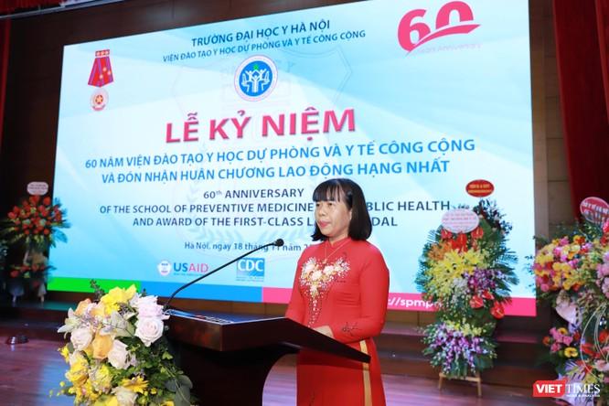 """6 thập kỷ trưởng thành của """"chiếc nôi"""" đào tạo nguồn nhân lực phòng, chống dịch bệnh ở Việt Nam ảnh 2"""