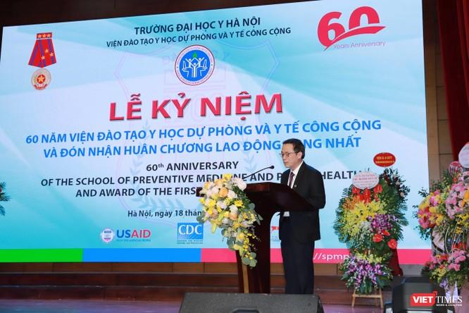 """6 thập kỷ trưởng thành của """"chiếc nôi"""" đào tạo nguồn nhân lực phòng, chống dịch bệnh ở Việt Nam ảnh 3"""