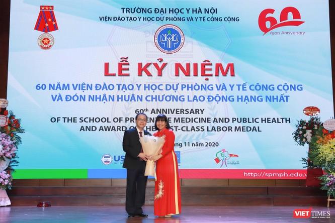 """6 thập kỷ trưởng thành của """"chiếc nôi"""" đào tạo nguồn nhân lực phòng, chống dịch bệnh ở Việt Nam ảnh 9"""