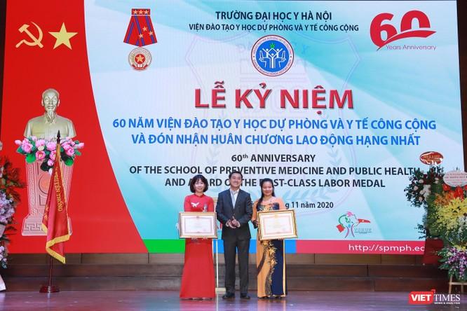 """6 thập kỷ trưởng thành của """"chiếc nôi"""" đào tạo nguồn nhân lực phòng, chống dịch bệnh ở Việt Nam ảnh 7"""