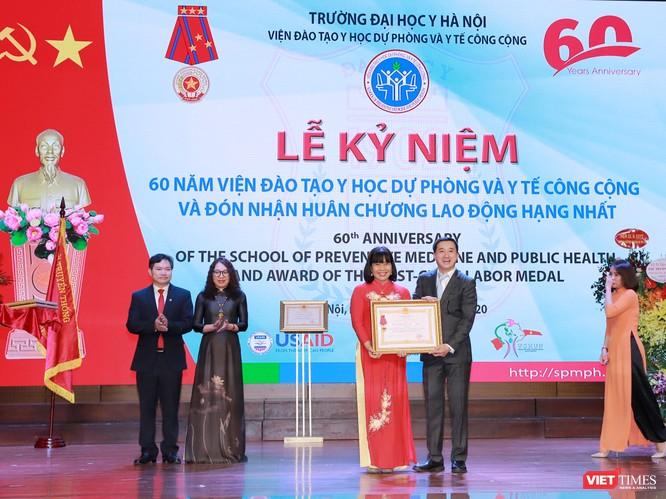 """6 thập kỷ trưởng thành của """"chiếc nôi"""" đào tạo nguồn nhân lực phòng, chống dịch bệnh ở Việt Nam ảnh 5"""