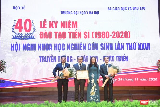 Sau 40 năm, Đại học Y Hà Nội đã đào tạo 1.440 tiến sĩ, cung cấp nguồn nhân lực tinh hoa cho nước nhà ảnh 5