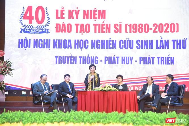Sau 40 năm, Đại học Y Hà Nội đã đào tạo 1.440 tiến sĩ, cung cấp nguồn nhân lực tinh hoa cho nước nhà ảnh 6