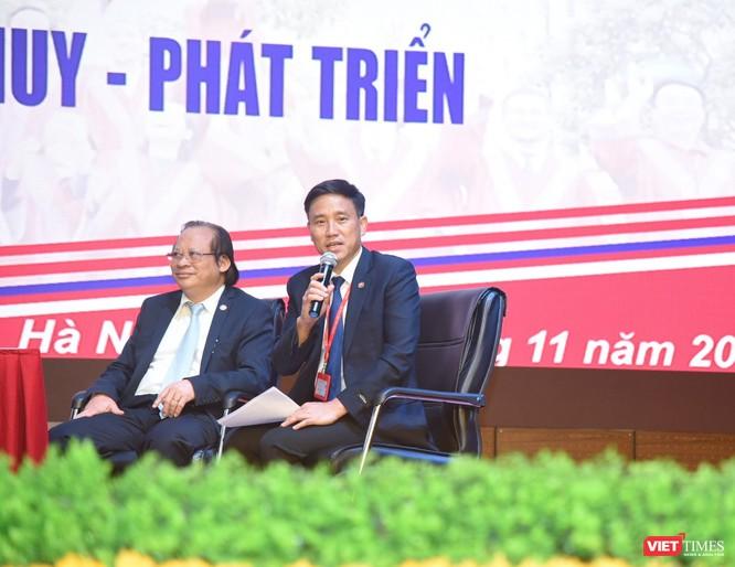Sau 40 năm, Đại học Y Hà Nội đã đào tạo 1.440 tiến sĩ, cung cấp nguồn nhân lực tinh hoa cho nước nhà ảnh 7