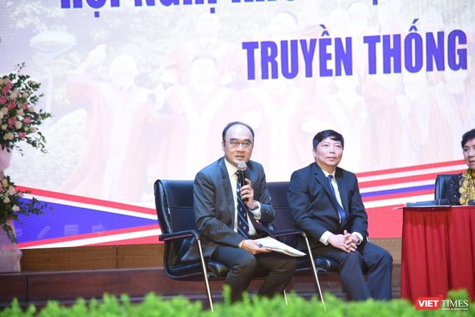 Sau 40 năm, Đại học Y Hà Nội đã đào tạo 1.440 tiến sĩ, cung cấp nguồn nhân lực tinh hoa cho nước nhà ảnh 8