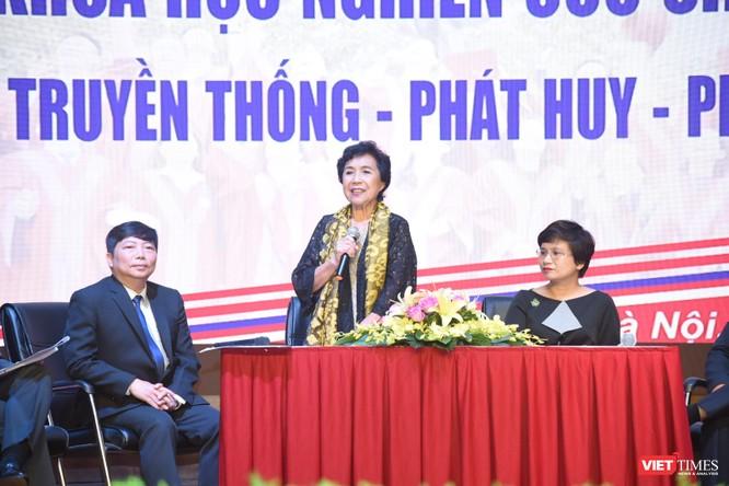 Sau 40 năm, Đại học Y Hà Nội đã đào tạo 1.440 tiến sĩ, cung cấp nguồn nhân lực tinh hoa cho nước nhà ảnh 9