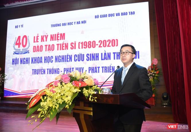 Sau 40 năm, Đại học Y Hà Nội đã đào tạo 1.440 tiến sĩ, cung cấp nguồn nhân lực tinh hoa cho nước nhà ảnh 2