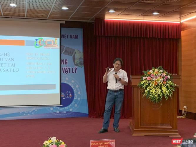 Việt Nam nghiên cứu virus SARS-CoV-2 bằng vật lý sinh học tính toán để tìm thuốc điều trị Covid-19 ảnh 5