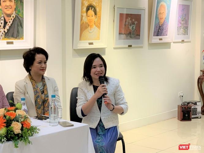 """5 nữ khoa học gia nổi tiếng tham gia hội thảo """"Phụ nữ trí thức vì hoà bình và thịnh vượng"""" là ai? ảnh 3"""