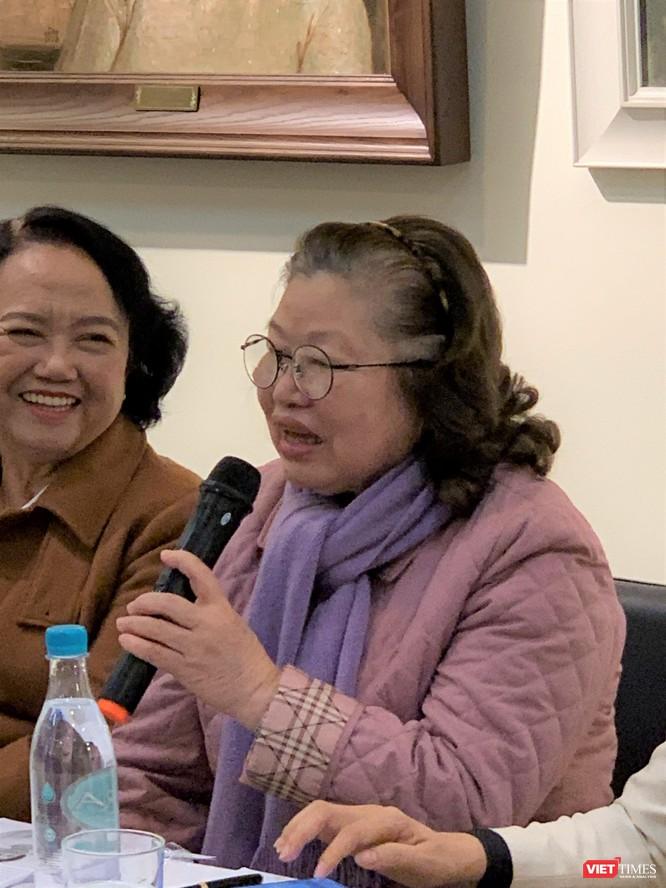 """5 nữ khoa học gia nổi tiếng tham gia hội thảo """"Phụ nữ trí thức vì hoà bình và thịnh vượng"""" là ai? ảnh 1"""