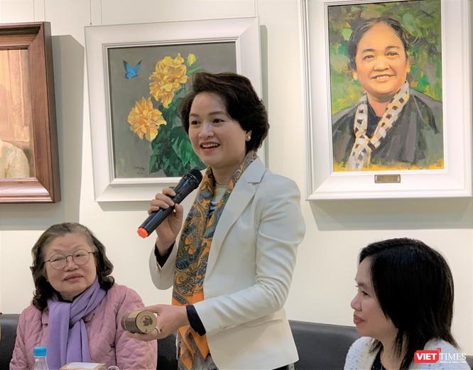 """5 nữ khoa học gia nổi tiếng tham gia hội thảo """"Phụ nữ trí thức vì hoà bình và thịnh vượng"""" là ai? ảnh 5"""