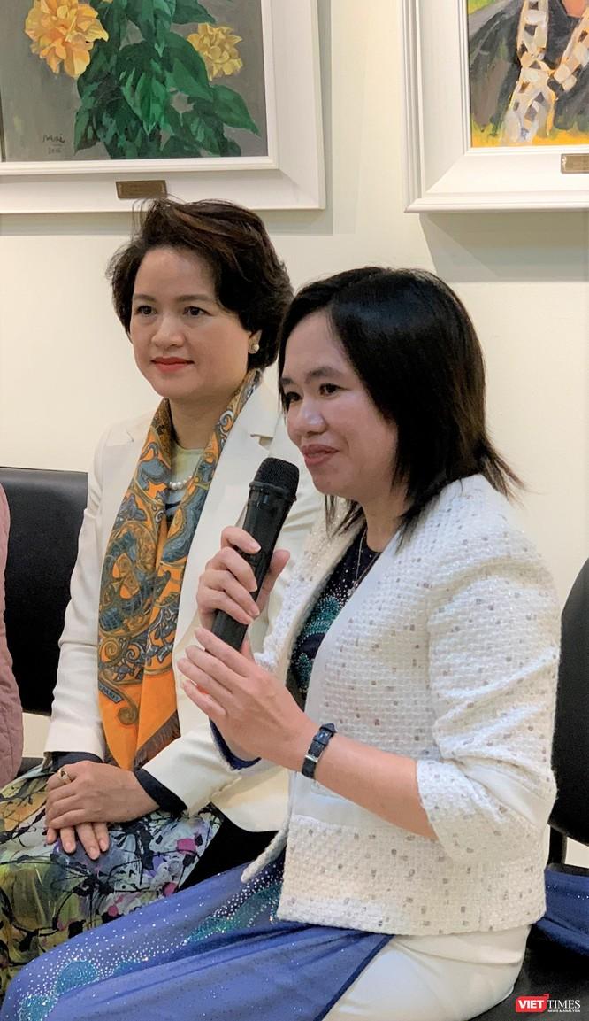 """5 nữ khoa học gia nổi tiếng tham gia hội thảo """"Phụ nữ trí thức vì hoà bình và thịnh vượng"""" là ai? ảnh 2"""