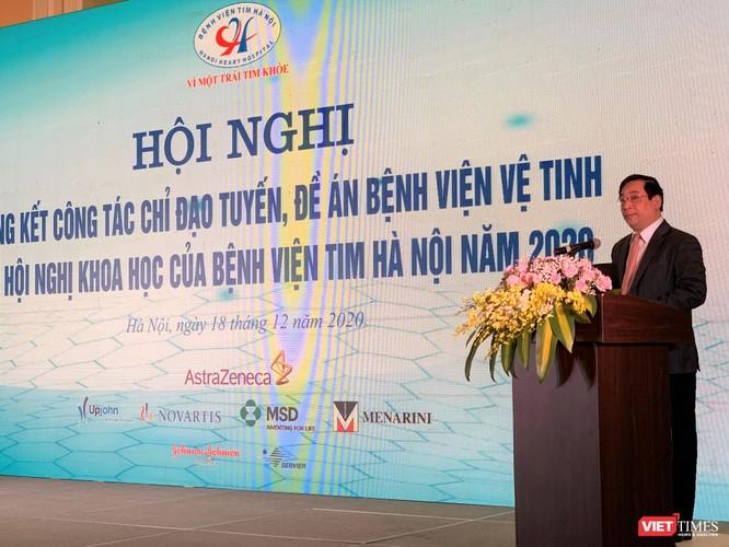Bệnh viện Tim Hà Nội: Lập kỷ lục về số ca mổ và phẫu thuật được tất cả các mặt bệnh về tim mạch ảnh 1