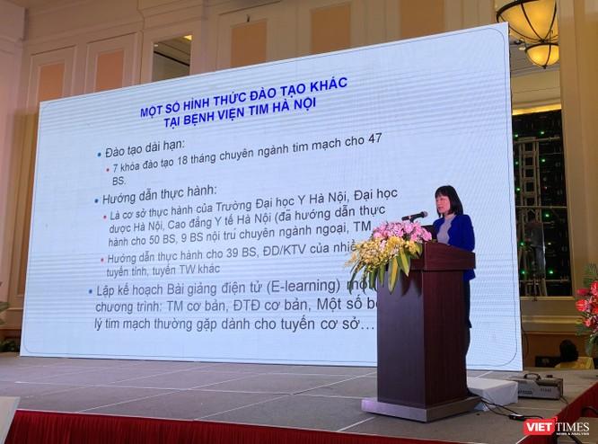 Bệnh viện Tim Hà Nội: Lập kỷ lục về số ca mổ và phẫu thuật được tất cả các mặt bệnh về tim mạch ảnh 3
