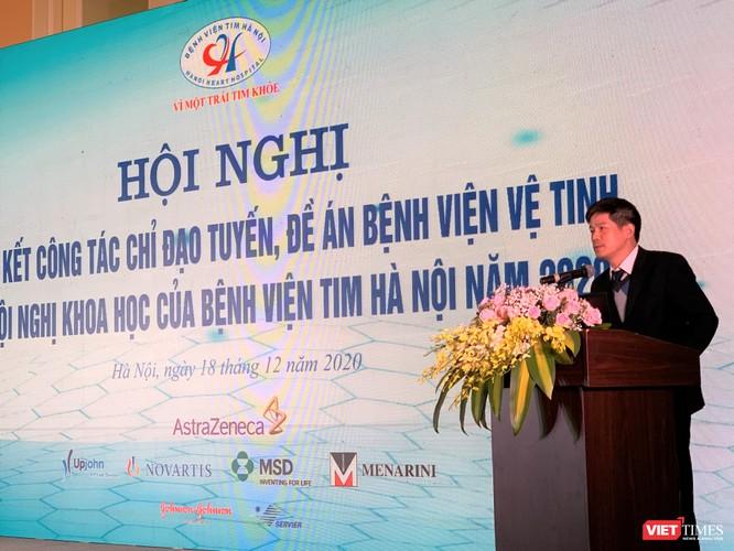 Bệnh viện Tim Hà Nội: Lập kỷ lục về số ca mổ và phẫu thuật được tất cả các mặt bệnh về tim mạch ảnh 2