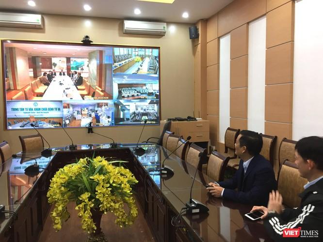 Hệ thống Telehealth kết nối rộng, đảm bảo chăm sóc sức khoẻ cho các đại biểu dự Đại hội đảng 24/24 ảnh 2