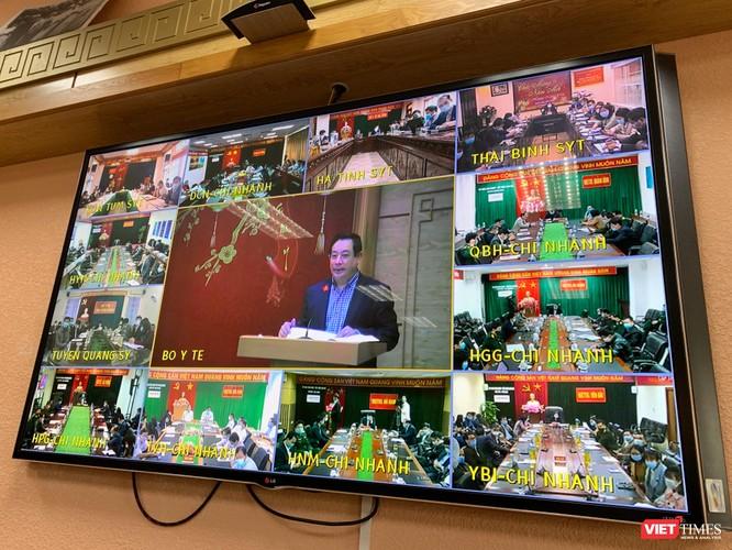 Thứ trưởng Bộ Y tế Nguyễn Trường Sơn: Tình hình dịch ở Hải Dương vẫn rất phức tạp, khó lường ảnh 4