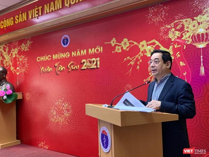 Thứ trưởng Bộ Y tế Nguyễn Trường Sơn: Tình hình dịch ở Hải Dương vẫn rất phức tạp, khó lường ảnh 2