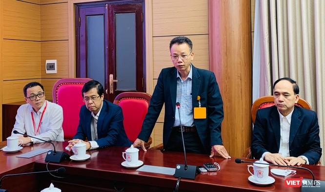 Chính thức tiêm thử nghiệm vaccine COVID-19 do Việt Nam nghiên cứu và sản xuất tại Đại học Y Hà Nội ảnh 3