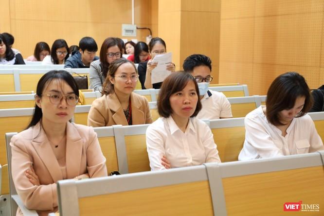 """Hội thảo về """"Vai trò xét nghiệm kháng thể trong chương trình đánh giá hiệu quả vắc xin SARS-CoV-2"""" ảnh 4"""