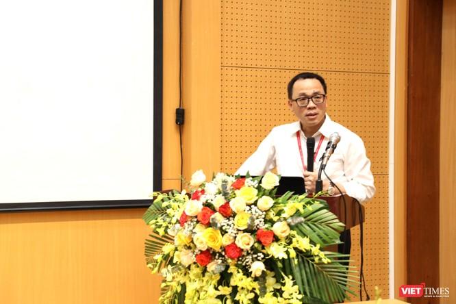 """Hội thảo về """"Vai trò xét nghiệm kháng thể trong chương trình đánh giá hiệu quả vắc xin SARS-CoV-2"""" ảnh 1"""