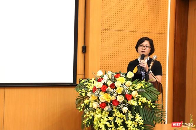 """Hội thảo về """"Vai trò xét nghiệm kháng thể trong chương trình đánh giá hiệu quả vắc xin SARS-CoV-2"""" ảnh 3"""