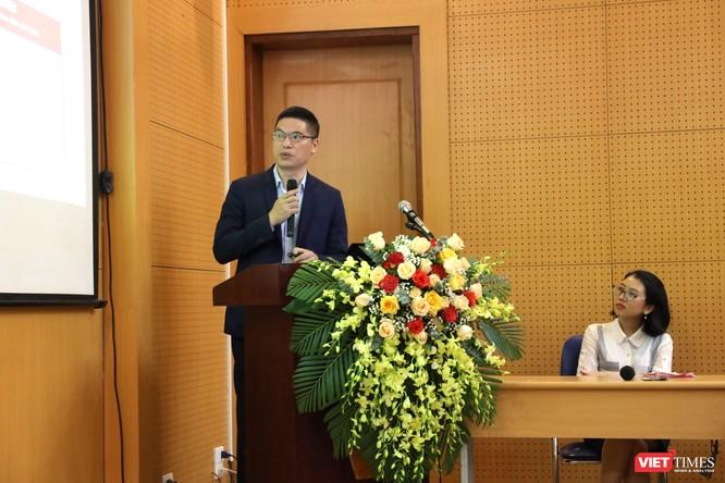 """Hội thảo về """"Vai trò xét nghiệm kháng thể trong chương trình đánh giá hiệu quả vắc xin SARS-CoV-2"""" ảnh 2"""