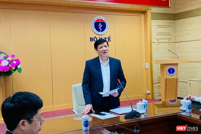 Bộ trưởng Nguyễn Thanh Long: Việt Nam đối mặt với nguy cơ xuất hiện đợt dịch thứ 4 ảnh 1