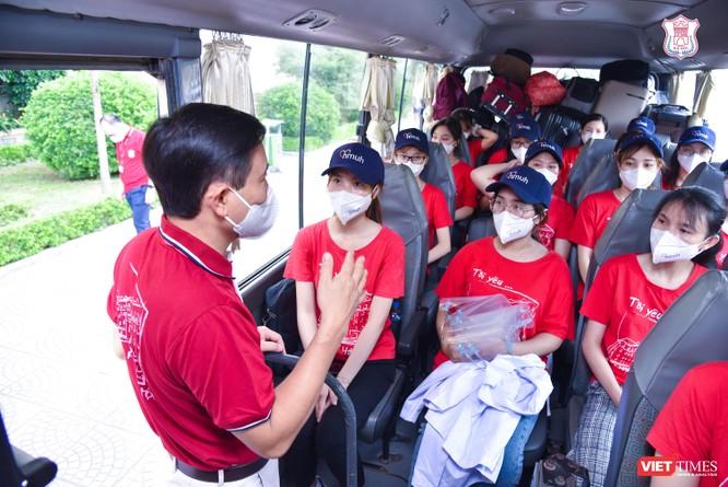 Hỗ trợ Bắc Ninh chống dịch, Trường Đại học Y Hà Nội còn nghiên cứu biến chủng của virus SARS-CoV-2 ảnh 9