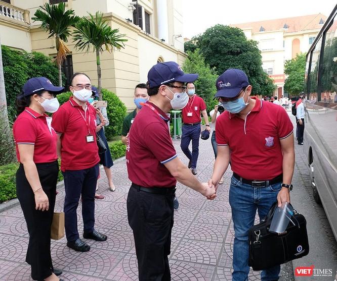 Hỗ trợ Bắc Ninh chống dịch, Trường Đại học Y Hà Nội còn nghiên cứu biến chủng của virus SARS-CoV-2 ảnh 2