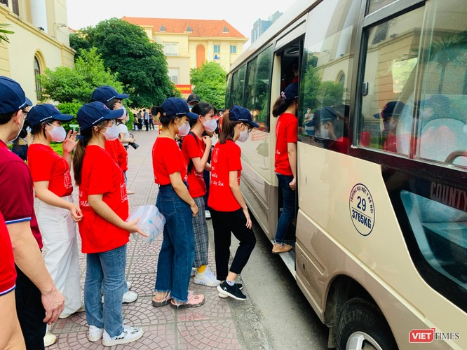 Hỗ trợ Bắc Ninh chống dịch, Trường Đại học Y Hà Nội còn nghiên cứu biến chủng của virus SARS-CoV-2 ảnh 8
