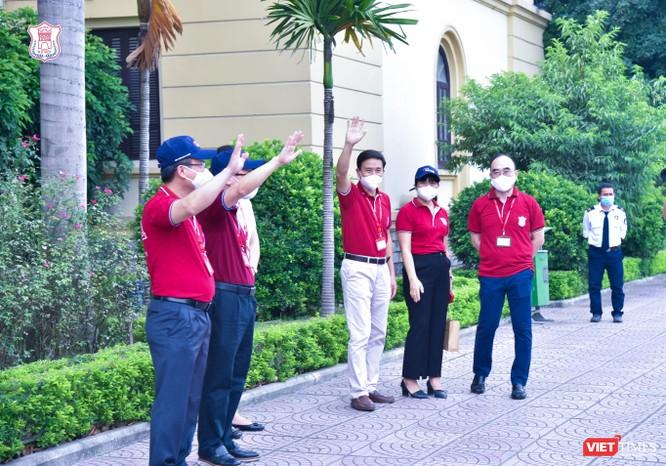Hỗ trợ Bắc Ninh chống dịch, Trường Đại học Y Hà Nội còn nghiên cứu biến chủng của virus SARS-CoV-2 ảnh 10
