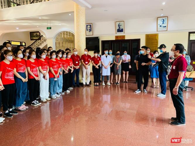 Hỗ trợ Bắc Ninh chống dịch, Trường Đại học Y Hà Nội còn nghiên cứu biến chủng của virus SARS-CoV-2 ảnh 1