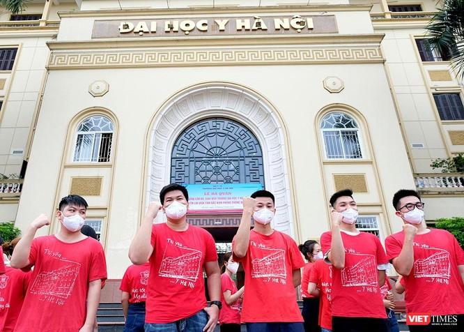 Hỗ trợ Bắc Ninh chống dịch, Trường Đại học Y Hà Nội còn nghiên cứu biến chủng của virus SARS-CoV-2 ảnh 5