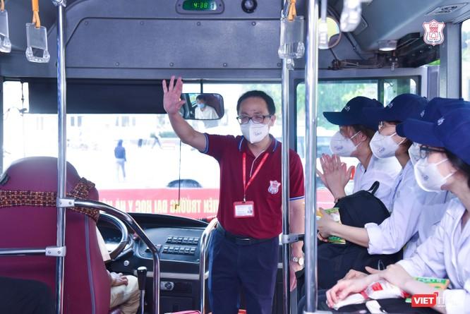 Trường Đại học Y Hà Nội điều thêm 60 cán bộ, sinh viên hỗ trợ vùng tâm dịch Bắc Ninh ảnh 8