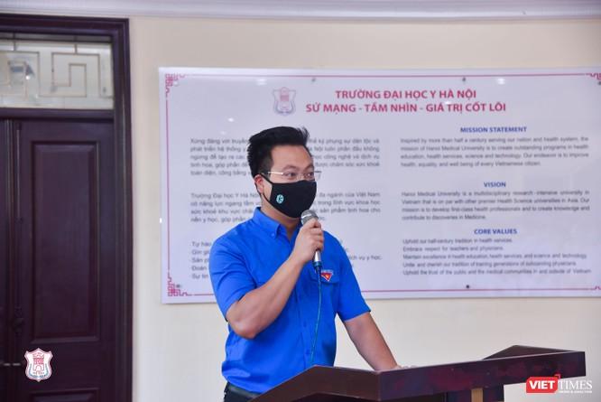 Trường Đại học Y Hà Nội điều thêm 60 cán bộ, sinh viên hỗ trợ vùng tâm dịch Bắc Ninh ảnh 3