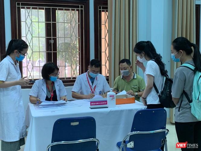 Trường Đại học Y Hà Nội: Đã tổ chức tiêm hơn 5.000 liều vaccine AstraZeneca an toàn và hiệu quả ảnh 1