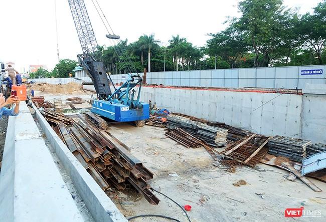 Dự án Hầm chui Nguyễn Tri Phương-Điện Biên Phủ liên tiếp chậm tiến độ được chốt thời hạn hoàn thành trước 29/10 để đảm bảo phục vụ APEC