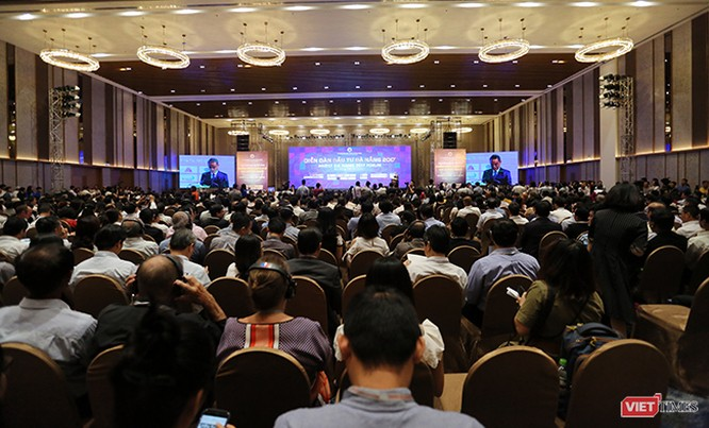 Diễn đàn đầu tư Đà Nẵng 2017 thu hút sự quan tâm của gần 1.000 đại biểu đến từ các cơ quan trung ương, các tổ chức chính trị, các quỹ đầu tư và cộng đồng doanh nghiệp tại Việt Nam và thế giới
