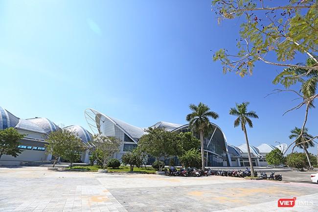 """Ngắm những công trình """"đỉnh nhất"""" Đà Nẵng sẵn sàng phục vụ APEC ảnh 30"""